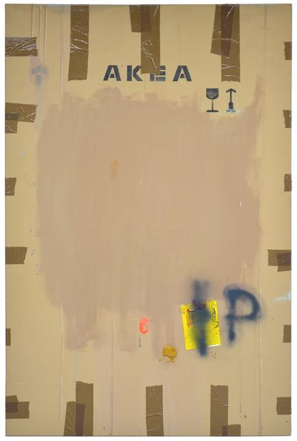 , 'AKEA,' 2011, ASPN