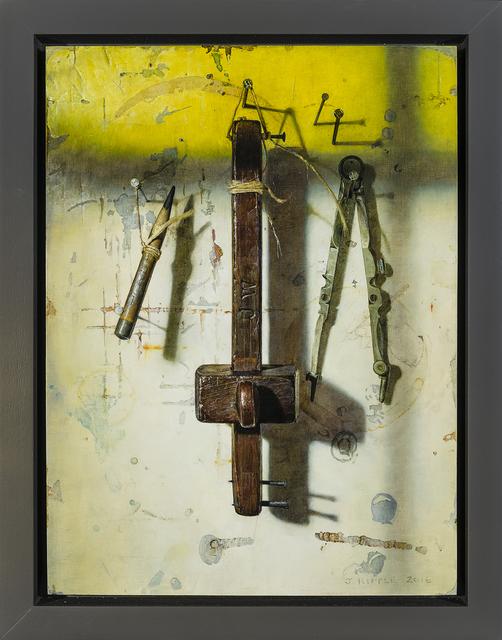, 'Scribe,' 2016, Gerald Peters Gallery
