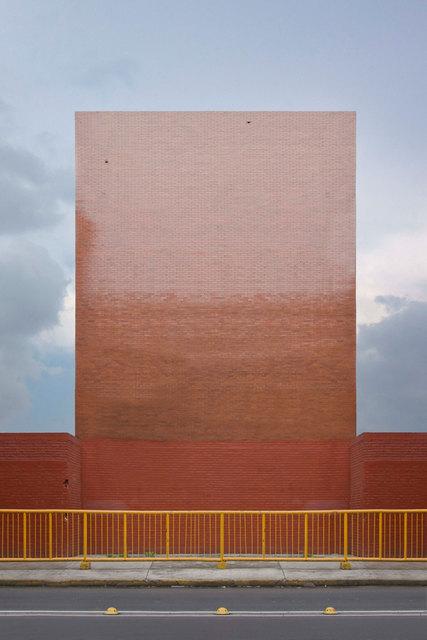 , 'Aforismos visuales: Silencio ortogonal  No. 3,' 2012, Almanaque