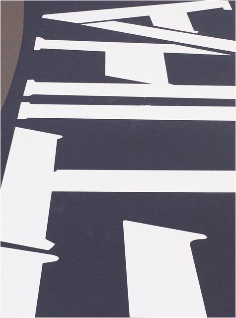, 'Etihad,' 2014, Ameringer | McEnery | Yohe