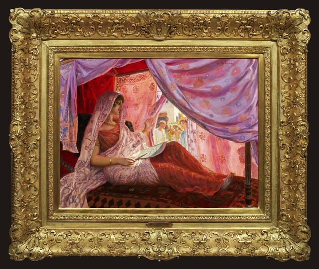 , 'La Sultane,' 20th Century, Galerie de Souzy