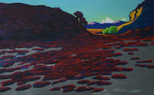 , 'Valley of Tsagaan Ders,' 2017, Best Art Gallery