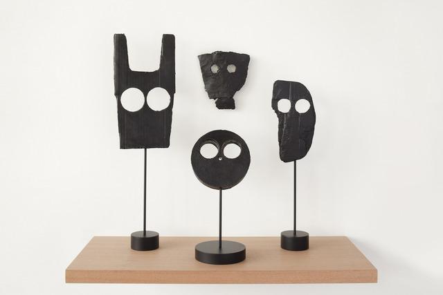 , 'Untitled (Mask Group 1),' 2014, Ingleby Gallery
