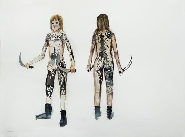 , 'Marina,' 2013, Deweer Gallery
