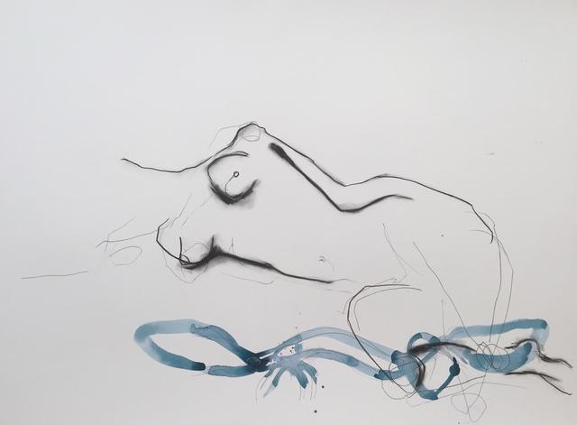 , 'Celestial Oceans of Aqua XVI,' , Chicago Art Source