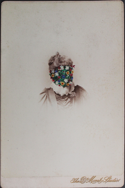 , ''A.J. Davison,' 2015, Galerie Heike Strelow