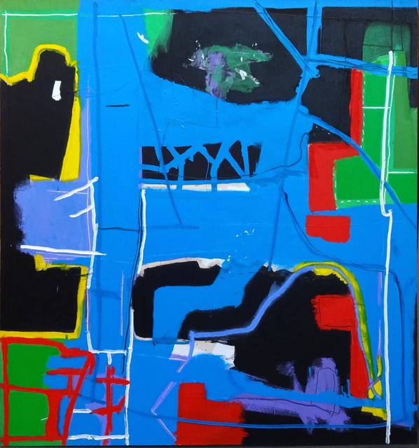 , 'Noche Azul de Verano,  (Blue Summer's Night),' ca. 2006, Elins Eagles-Smith Gallery