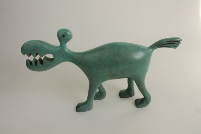 , 'Small Bronze Animal,' , Rebecca Hossack Art Gallery