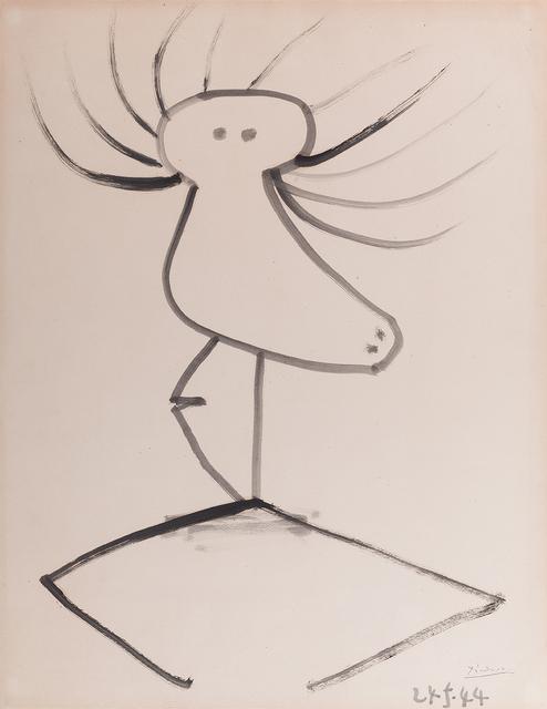 Pablo Picasso, 'Tete (Dora Maar)', 1944, Galería Guillermo de Osma
