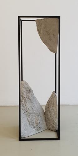 , 'Schwere-Leichtigkeit im Raum I,' 2018, Lukas Feichtner Gallery