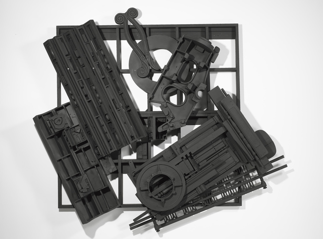 , 'Mirror-Shadow VII,' 1985, Pace Gallery