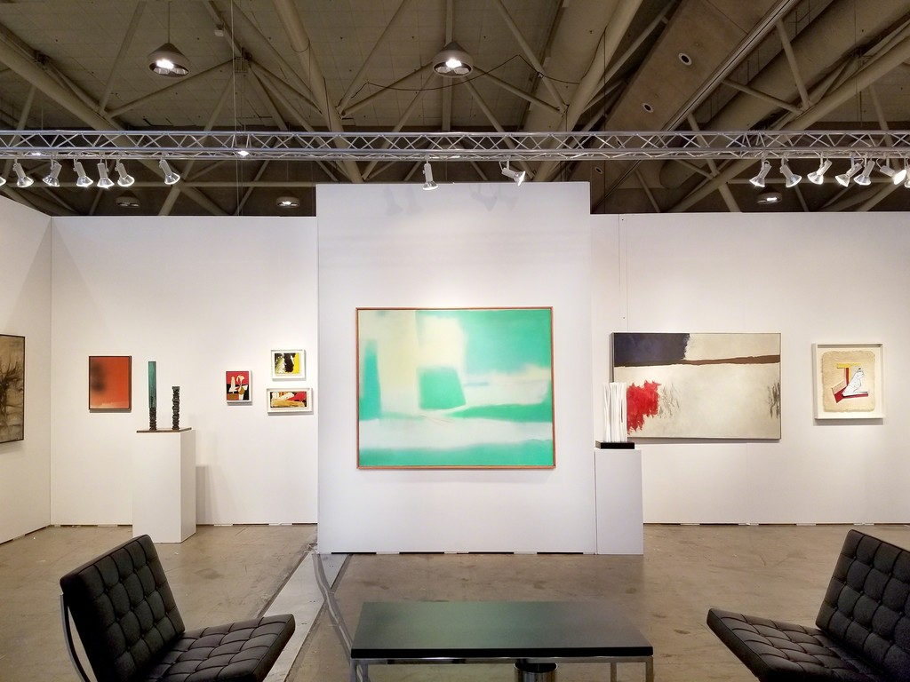 Installation view - Art Toronto 2017 | Booth A10