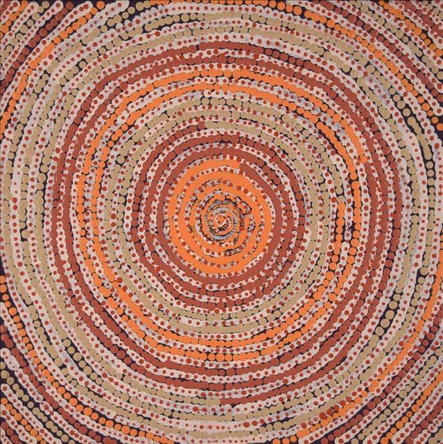 Violet Napurrurla Malbunka, 'Warlukurlangu Jukurrpa (Fire Country Dreaming) ', Rebecca Hossack Art Gallery