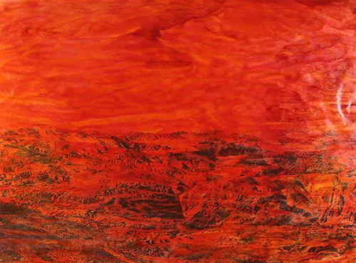 Anke Erlenhoff, 'Sinai', 2000, Sylvan Cole Gallery