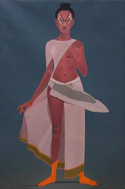 , 'Dabchick-Grebe,' 2016, Aicon Gallery