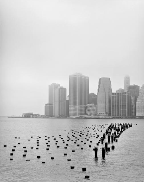 , 'Clouds #18, New York City,' 2014, Yancey Richardson Gallery