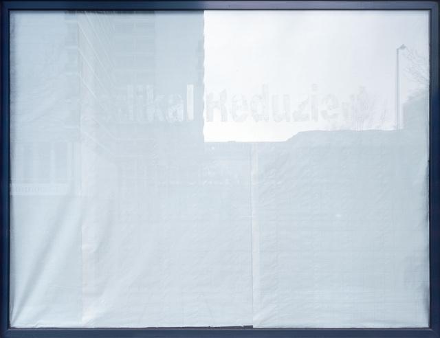 , 'Radikal Reduziert,' 2004, Barbara Gross