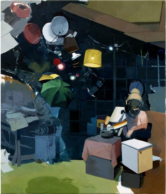 , 'Receiver,' 2015, Charim Galerie