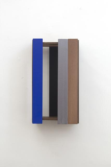 , 'terceiro fundo ,' 2016, Galeria Nara Roesler