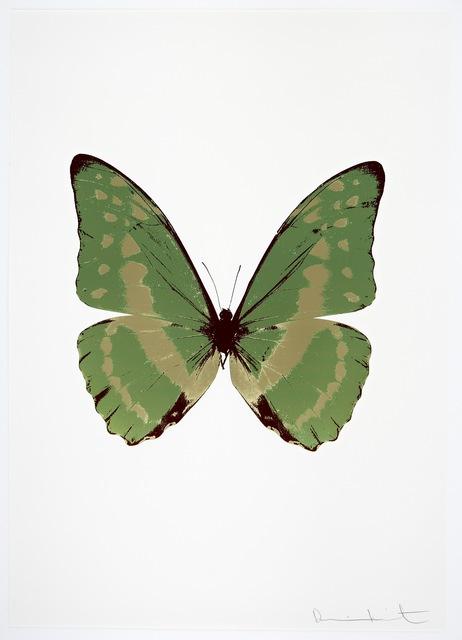 , 'The Souls III - Leaf Green - Cool Gold - Burgundy,' 2010, Other Criteria