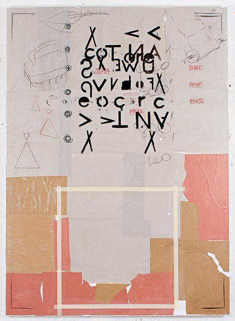 , 'GRST,' 2017, OSME Gallery