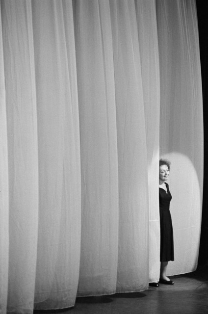 Luc Fournol, 'Edith Piaf, Paris Olympia music hall', 1961, Galerie XII