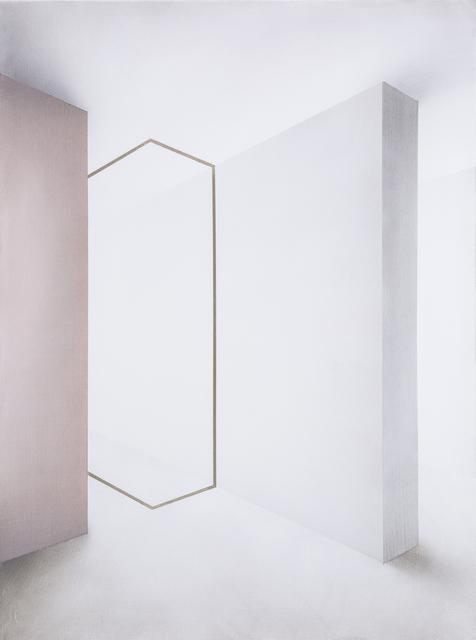 Ira Svobodová, 'Framing Space 12', 2019, River