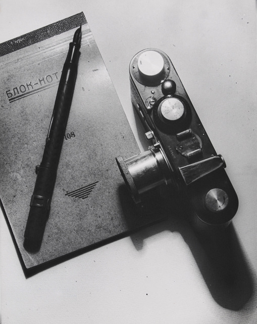 , 'Stilleben mit Leica,' 1930, FOMU - Photo Museum