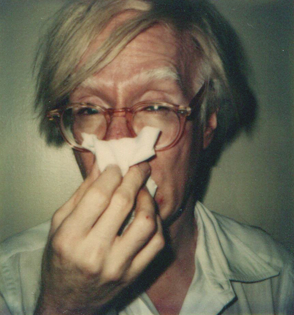 Andy Warhol, 'Self-Portrait,', ca. 1978, Steven Kasher Gallery