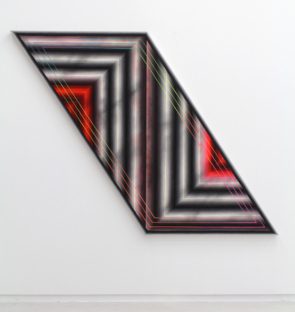 , 'Unbroken Pattern (Slant),' 2014, Hosfelt Gallery