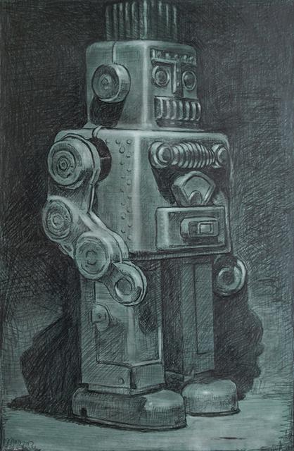 , 'Study No. 7,' 2017, AFA Gallery
