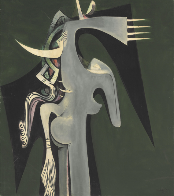 , 'Horse-Headed Woman ,' 1950, Tate