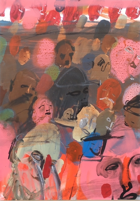 , 'Summer Folk,' 2017, Galerie Kornfeld