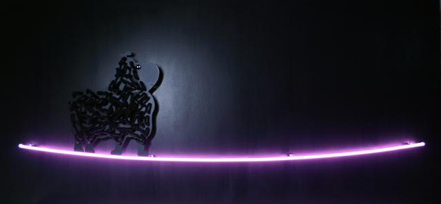 Hyunjin Park, 'Pink light', 2015, Baiksong Gallery