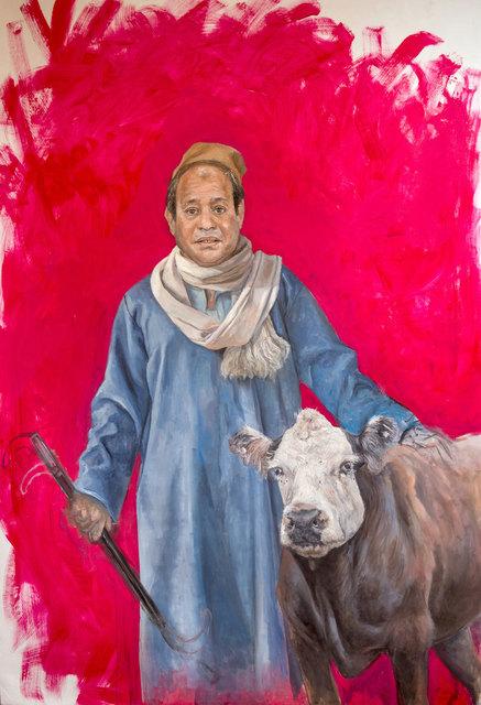 , 'Abdelfattah,' 2016, Ayyam Gallery