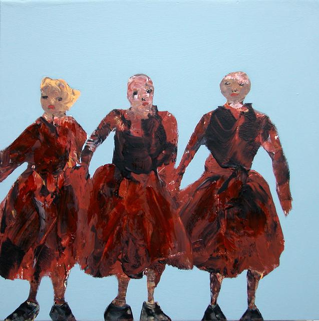 , 'Sisters,' 2018, Sue Greenwood Fine Art