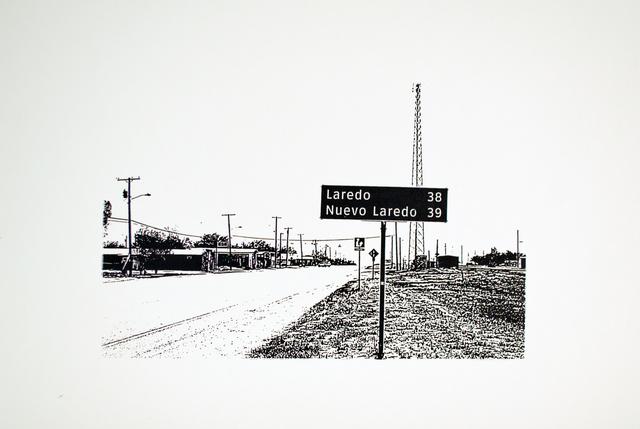 , 'Los Dos Laredos,' 2014, Ruiz-Healy Art