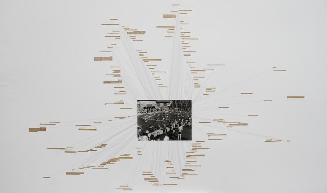 , '我们依次穿越时间3,' 2015, Beijing Art Now Gallery