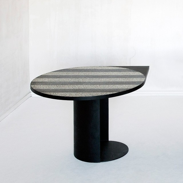 , 'Magic Stone Stripy Table,' 2017, The Future Perfect