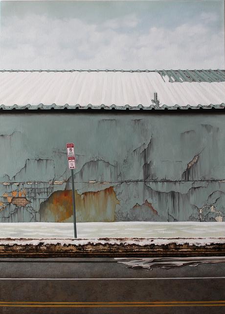 , 'Wall III,' 2017, Hashimoto Contemporary