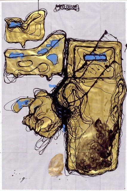 , 'Melusine,' 1989, Galerie Elisabeth & Klaus Thoman