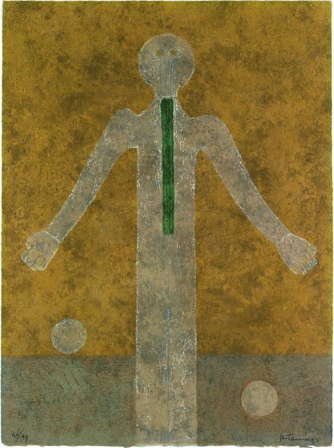 Rufino Tamayo, 'Malabarista ', 1980, La Mano Magica