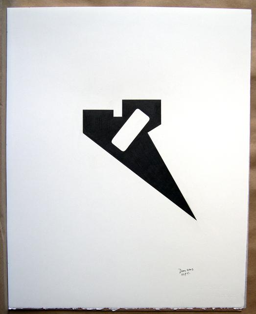 Alejandro Dron, 'lud', 2002, Mana Contemporary