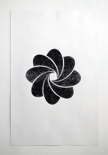 , 'Japanese Optical and Geometrical Art (p. 23),' 2017, Casa Triângulo