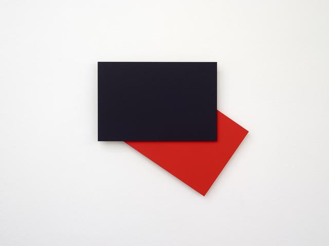 , 'Tectonic Gap M1,' 2013, Galerie Christian Lethert