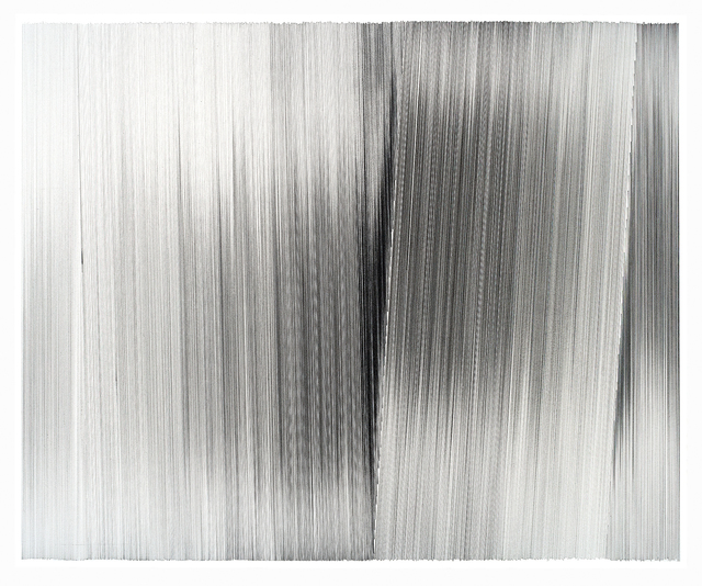 Anne Lindberg, 'motion drawing 21', 2012, Haw Contemporary