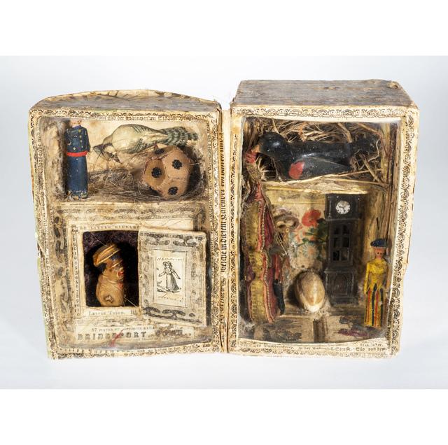 , 'Mini Dome Box,' 1987, Allan Stone Projects