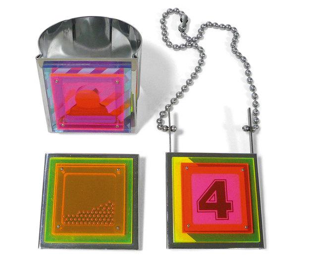 , 'Spiel mit Kugeln, Bracelet / Pendant,' 1968, Ornamentum