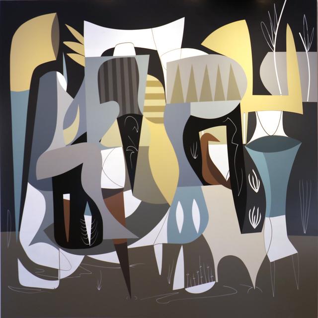 , 'Shangri-La ,' , Moberg Gallery