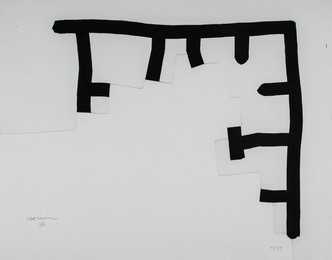 Bill, Chillida, Lewitt, Morellet